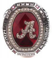 2014 Alabama Crimson Tide SEC Championship Player Ring at PristineAuction.com