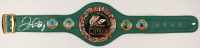 Floyd Mayweather Jr. Signed Full-Size WBC Heavyweight Championship Belt (Schwartz COA) at PristineAuction.com