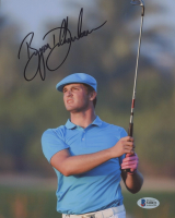 Bryson DeChambeau Signed 8x10 Photo (Beckett COA) at PristineAuction.com