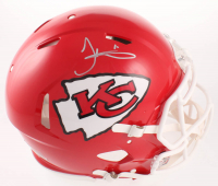 Tyreek Hill Signed Chiefs Full-Size Authentic On-Field Speed Helmet (JSA COA) at PristineAuction.com
