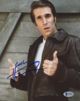 "Henry Winkler Signed ""Happy Days"" 8x10 Photo Inscribed ""Cool"" (Beckett COA) at PristineAuction.com"