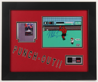 "Mike Tyson Signed ""Punch-Out!!"" 19.5x23.5 Custom Framed Photo Display (Fiterman Sports Hologram) at PristineAuction.com"