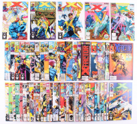 "Lot of (62) 1986 ""X-Factor"" 1st Series Marvel Comic Books at PristineAuction.com"