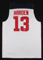 James Harden Signed Team USA Jersey (Beckett Hologram) at PristineAuction.com