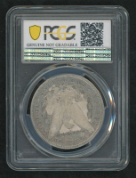 1887-O Morgan Silver Dollar (PCGS Genuine-F Detail) at PristineAuction.com