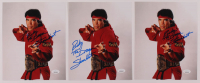 """Lot of (3) Ricky """"The Dragon"""" Steamboat Signed WWE 8x10 Photos (JSA COA) at PristineAuction.com"""