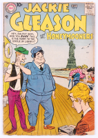"1956 ""Jackie Gleason and The Honeymooners"" Issue #8 DC Comic Book at PristineAuction.com"