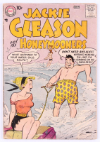 "1956 ""Jackie Gleason and The Honeymooners"" Issue #7 DC Comic Book at PristineAuction.com"