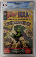 "1966 ""Tales to Astonish"" Issue #75 Marvel Comic Book (CGC 4.5) at PristineAuction.com"
