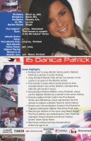 Danica Patrick Signed IndyCar 5.5x8.5 Photo (JSA COA) at PristineAuction.com
