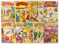 "Lot of (9) 1949-79 ""Superboy"" 1st Series DC Comic Books at PristineAuction.com"