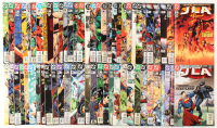 "Lot of (37) 1997 ""JLA"" DC Comic Books at PristineAuction.com"