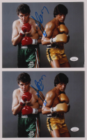Lot of (2) Gerry Cooney Signed 8x10 Photos (JSA COA) at PristineAuction.com