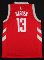 James Harden Signed Rockets Jersey (Beckett COA) at PristineAuction.com