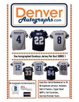 DenverAutographs Dallas Cowboys Players Mystery Box Series 1 at PristineAuction.com