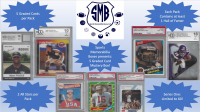 Graded Card Mystery Mystery Box Pack! 5 Graded Cards per Pack (Series 1) at PristineAuction.com