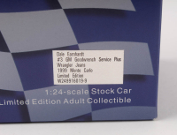 Dale Earnhardt LE #3 GM Goodwrench Service Plus / Wrangler Jeans 1999 Monte Carlo 1:24 Action Die Cast Car at PristineAuction.com