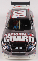 Dale Earnhardt Jr. LE ##88 National Guard 2008 Impala SS Gunmetal 1:24 Action Die Cast Car at PristineAuction.com