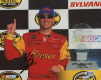 Kevin Harvick Signed NASCAR 8x10 Photo (Beckett COA) at PristineAuction.com