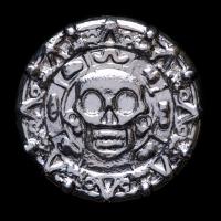 100 gram Plata Muerta Hand-Poured Silver Round at PristineAuction.com
