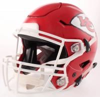 Sammy Watkins Signed Chiefs Full-Size Authentic On-Field SpeedFlex Helmet (Beckett COA) at PristineAuction.com