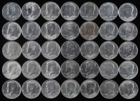 Lot of (35) Kennedy Half-Dollars at PristineAuction.com