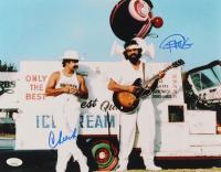 "Cheech Marin & Tommy Chong Signed ""Nice Dreams"" 11x14 Photo (JSA COA) at PristineAuction.com"