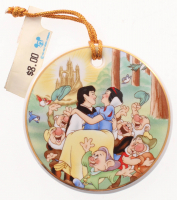 """Snow White & the Seven Dwarfs"" Walt Disney's Animated Classics Exclusive Glass Ornament at PristineAuction.com"