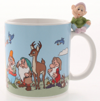 """Snow White & the Seven Dwarfs"" Walt Disney Exclusive Coffee Mug at PristineAuction.com"