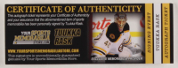 """Tuukka Rask Signed Bruins """"2011 Stanley Cup Champions"""" 24x59 Banner Inscribed """"2011 Stanley Cup Champs"""" (Rask COA) at PristineAuction.com"""
