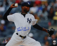 Domingo German Signed Yankees 16x20 Photo (JSA COA) at PristineAuction.com