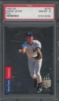 Derek Jeter 1993 SP #279 RC - Foil (PSA 8) at PristineAuction.com