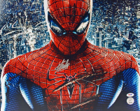 "Stan Lee Signed ""Spider-Man"" 16x20 Photo (PSA COA & Lee Hologram) at PristineAuction.com"