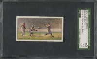 Babe Ruth 1929 Churchman's Sports & Games in Many Lands #25 (SGC 5) at PristineAuction.com