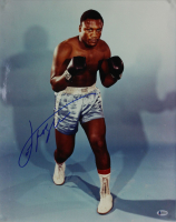 Joe Frazier Signed 16x20 Photo (Beckett COA) at PristineAuction.com