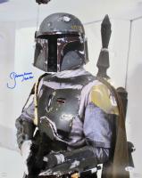 "Jeremy Bulloch Signed ""Star Wars"" 16x20 Photo Inscribed ""Boba Fett"" (Beckett COA) at PristineAuction.com"