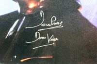 "David Prowse & Jeremy Bulloch Signed ""Star Wars: The Empire Strikes Back"" 16x20 Photo Inscribed ""Darth Vader"" & ""Boba Fett"" (Beckett COA) at PristineAuction.com"