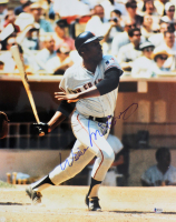 Willie McCovey Signed Giants 16x20 Photo (Beckett COA) at PristineAuction.com