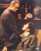 "Al Pacino Signed ""The Godfather"" 16x20 Photo (PSA COA) at PristineAuction.com"