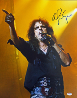 Alice Cooper Signed 16x20 Photo (PSA COA) at PristineAuction.com