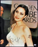 Angelina Jolie Signed 11x14 Photo (PSA COA) at PristineAuction.com
