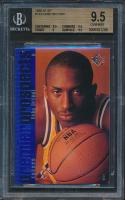 Kobe Bryant 1996-97 SP #134 RC (BGS 9.5) at PristineAuction.com