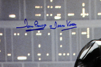 """David Prowse Signed """"Star Wars"""" 16x20 Photo Inscribed """"is Darth Vader"""" (Beckett COA) at PristineAuction.com"""