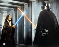 """David Prowse Signed """"Star Wars"""" 16x20 Photo Inscribed """"Darth Vader"""" (Beckett COA) at PristineAuction.com"""
