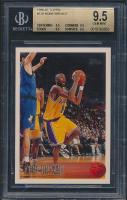 Kobe Bryant 1996-97 Topps #138 RC (BGS 9.5) at PristineAuction.com