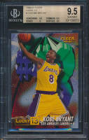 Kobe Bryant 1996-97 Fleer Lucky 13 #13 (BGS 9.5) at PristineAuction.com