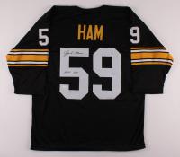 "Jack Ham Signed Jersey Inscribed ""HOF 88"" (TSE COA) at PristineAuction.com"