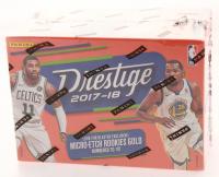 2017-18 Panini Prestige NBA Basketball Blaster Box with (40) Cards at PristineAuction.com