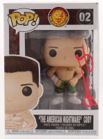 "Cody Rhodes Signed NJPW #02 ""The American Nightmare"" Cody Funko Pop! Vinyl Figure (PSA Hologram) at PristineAuction.com"