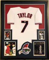 """Tom Berenger Signed """"Major League"""" 34x42 Custom Framed Jersey Display (JSA COA) at PristineAuction.com"""